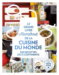 Le grande livre Marabout de la cuisine du monde