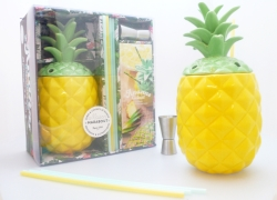 L'ananas cocktails par COLLECTIF