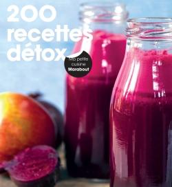 200 recettes détox par COLLECTIF