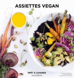 Assiettes Vegan