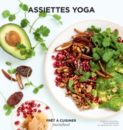 Assiettes yoga