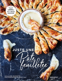 JUSTE UNE PATE A FEUILLETEE