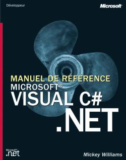 Manuel de rfrence Microsoft Visual C Sharp .NET