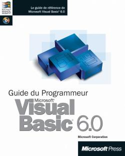 Guide du programmeur Microsoft Visual Basic 6.0