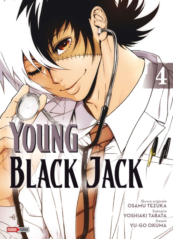 Young Black Jack T04