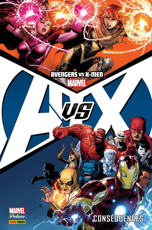 Avengers vs X-Men - Cons?quences