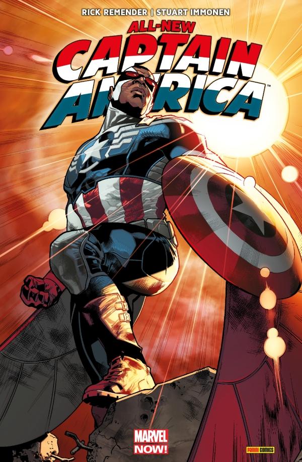 All-New Captain America T01
