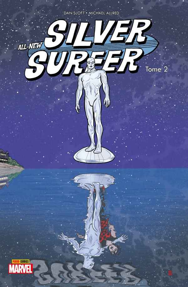 Silver Surfer All-new All-different T02