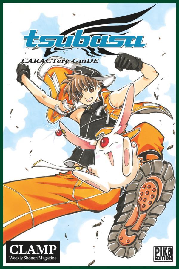 Tsubasa Reservoir Chronicle CARACTere GuiDE