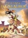 Chant d'Excalibur (Le), Chant d'Excalibur (Le) - intégrale tome 2 (tomes 4,5 et 6), ARLESTON/HUBSCH, bd, Soleil productions, bande dessinée
