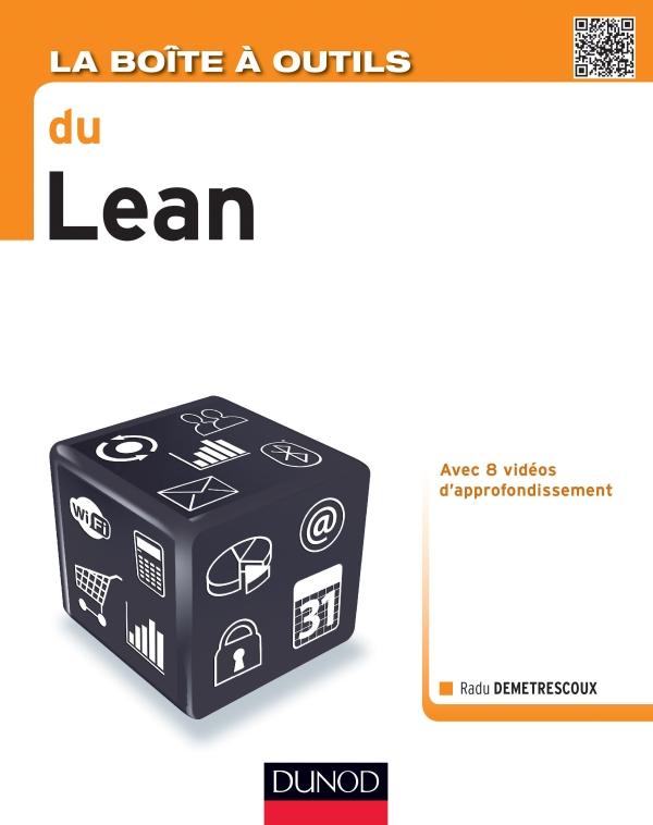 La boîte à outils du Lean - Radu Demetrescoux