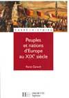 Peuples et nations d'Europe au XIXe siècle