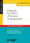 Préparer le CAPES d'histoire et géographie