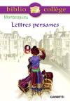 Bibliocollège - Lettres persanes, Montesquieu