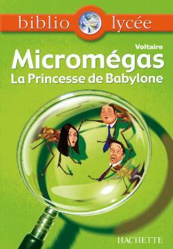Bibliolycée - Micromegas - Princesse de Babylone nº 48 - livre élève