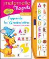 TOUTE MA MATERNELLE - J'apprends les grandes lettres - dès 3 ans