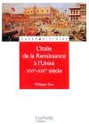 L'Italie de la renaissance à l'unité - XVIe - XIXe siècle
