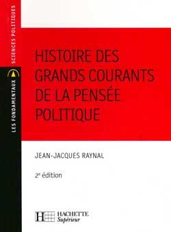 Histoire des grands courants de la pensée politique