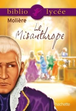 Bibliolycée - Le Misanthrope, Molière