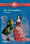 Bibliolycée - Les Caractères, La Bruyère