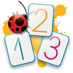 123 RIGOLO - J'apprends les nombres