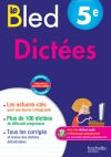 Cahiers Bled Dictées 5E