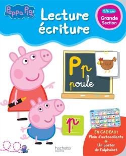 Peppa Pig Lecture-écriture GS