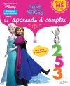 La Reine Des Neiges j'apprends à compter MS