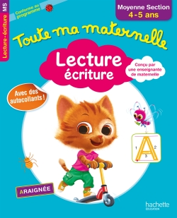 Toute Ma Maternelle - Lecture Écriture Moyenne Section