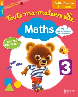 Toute Ma Maternelle - Maths Petite Section
