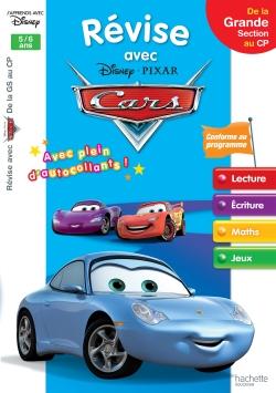 Révise avec Cars De la GS au CP