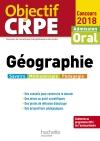 Objectif Crpe Géographie 2018