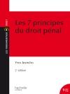 Les 7 principes du droit pénal