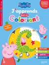 Peppa Pig J'apprends tout en coloriant MS