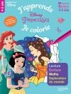 Les Princesses J'apprends tout en coloriant MS