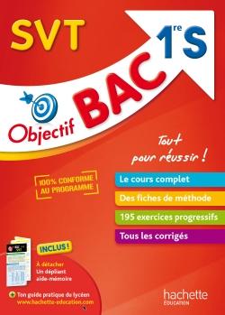 Objectif Bac - SVT 1ère S