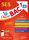 Objectif Bac - SES 1ère ES