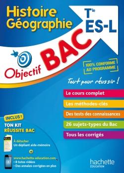 Objectif Bac - Histoire-Géographie Term L-ES