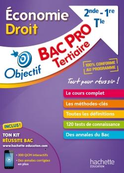 Objectif Bac Pro Fiches Économie-Droit