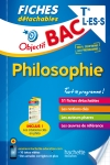 Objectif Bac Fiches détachables Philosophie Tles L,ES,S
