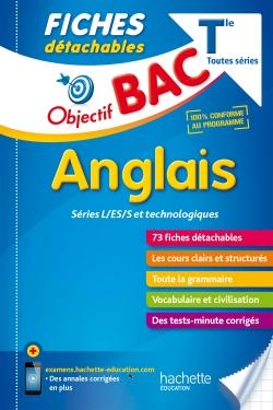 Objectif Bac Fiches Détachables Anglais Term L/ES/S