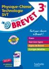 Objectif Brevet Physique-Chimie-SVT-Technologie + dépliant