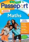 Passeport - Maths de la 4e à la 3e