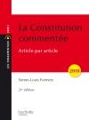 La Constitution commentée 2018