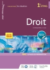 En situation Droit 1re STMG - Livre élève - Éd. 2018