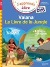 Vaiana/Le livre de la jungle - Lectures Disney Spéciales DYS