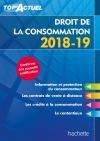 Top Actuel Droit de la consommation 2018-2019