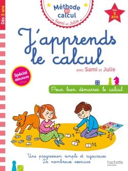 J'apprends le calcul avec Sami et Julie
