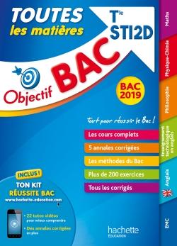 Objectif Bac 2019 Toutes les matières Tle STI2D