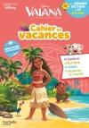 Cahier de vacances Vaiana de la GS au CP